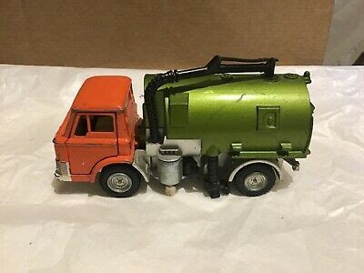 Dinky Toys Vintage Diecast Ford Johnston Road Sweeper No ...