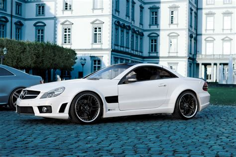 Famous Parts Adss More Distinctiveness To Mercedesbenz Sl500