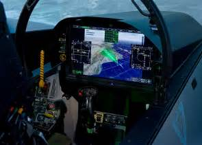 F 18 Advanced Super Hornet Cockpit