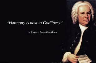 Johann Sebastian Bach Quotes