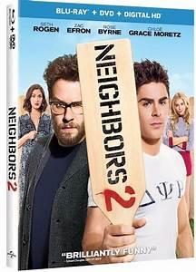 NEIGHBORS 2: SORORITY RISING – Blu-ray™ Combo Pack, DVD ...