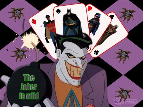 The Joker Animated Wallpaper - batman the animated series images joker is hd