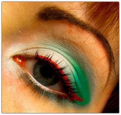 Midori Xmas Makeup Idea Yellow Why