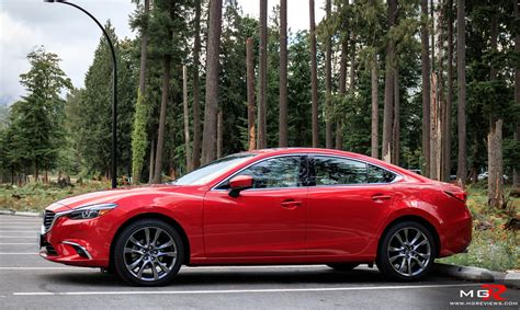 Review Mazda 6 by Review 2017 Mazda 6 Gt M G Reviews