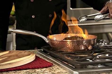 gotham steel premium hammered cookware  piece ceramic cookware pots  piece