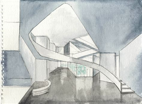 "Steven Holl Architects opens ""Forking Time"" exhibit"