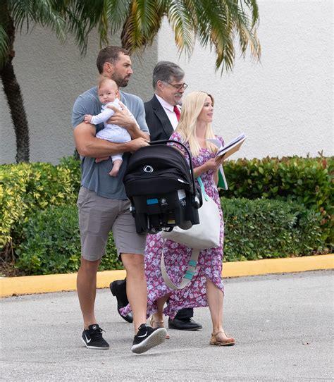 Tiger Woods' ex Elin Nordegren and baby daddy Jordan ...
