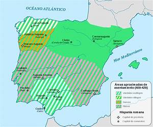 Invasiones germánicas en la península ibérica Wikipedia, la enciclopedia libre
