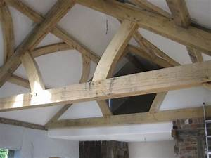 queen post truss timber frame details pinterest With cheap roof trusses