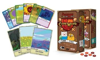 adventure time card game launching  month  escapist