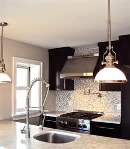 modern kitchen island with seating espresso kitchen cabinets design ideas