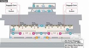 Narita International Airport  Terminal Map  Airport Guide