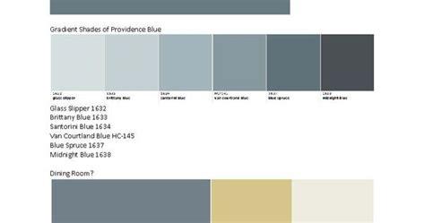 benjamin moore providence blue  paint pinterest