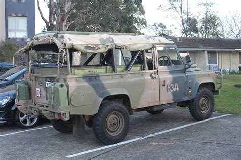 land rover australian file 1988 land rover 110 county ex australian army