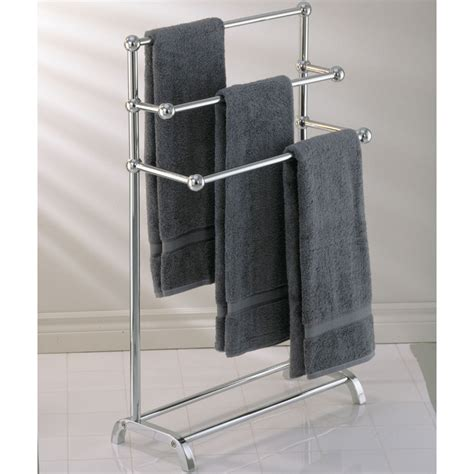 standing towel racks homesfeed