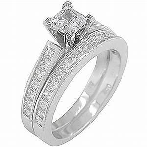 wedding ring sets for women and men di candia fashion With male and female wedding ring sets