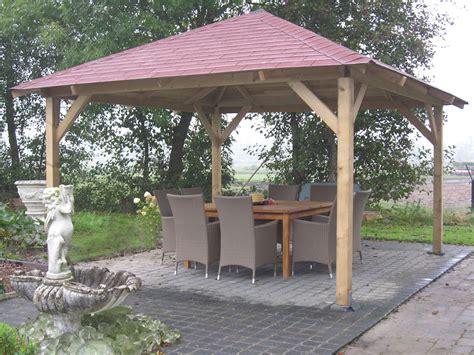classico wooden gazebo    garden canopy kit gazebo direct