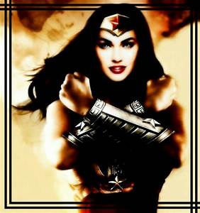 Megan Fox is Wonder Woman | Wonder woman is Megan fox ...