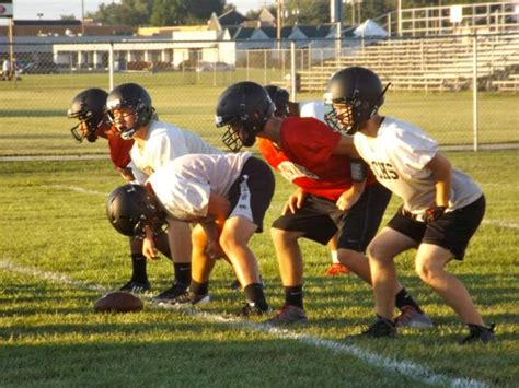 granite city s football team optimistic about upcoming