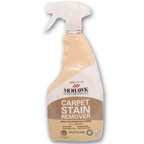 Mohawk Floor Care Essentials Carpet Stain Remover 32 Oz
