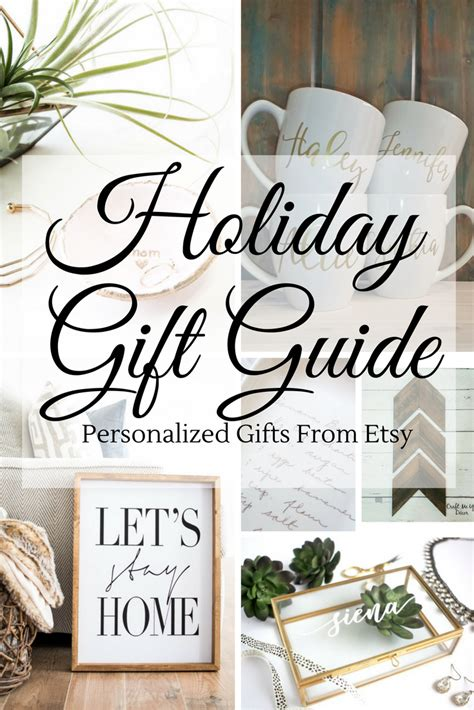 Custom Home Decor Gifts From Etsy  Timeless Creations, Llc