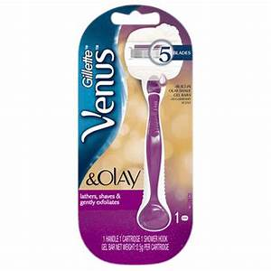 Buy Gillette Venus & Olay Sugarberry Razor Online at ...