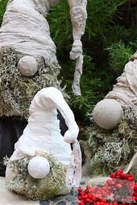 Beton Gießformen Figuren : wichtel aus beton diy living green ~ Orissabook.com Haus und Dekorationen