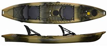 Kayak Tandem Stingray Native Bay Angler