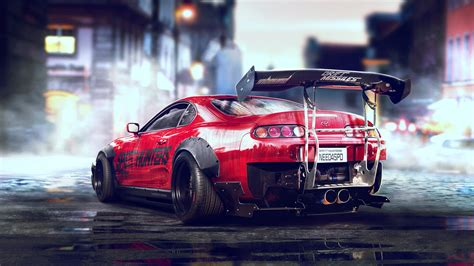Hd Car Wallpaper Nfs by Toyota Supra Need For Speed Wallpaper Hd Car Wallpapers