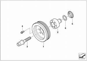 Bmw X3 Washer  Drive  Lubrication  Engine