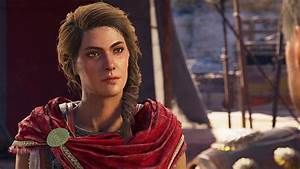 AC Odyssey Kassandra Assassins creed t