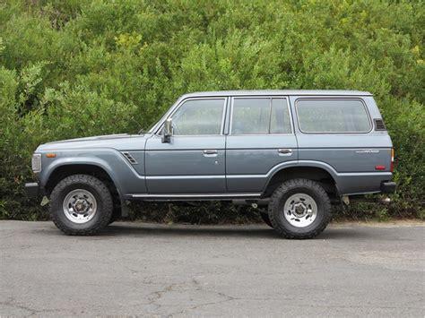 1988 Toyota Land Cruiser Fj For Sale