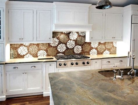 Photos Of Backsplashes In Kitchens Mosaic Kitchen Backsplash Eclectic Kitchen Artsaics Tiles