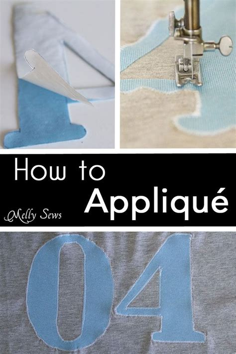 tutorial applique how to applique a sewing tutorial sewing tutorials