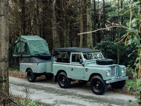 land rover series 3 custom land rover series iii adventure rig