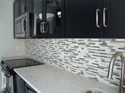 backsplash tile kitchen bliss iceland and glass linear mosaic tiles rocky 1500