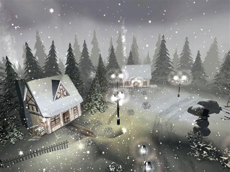 winter  screensaver full unlimited version