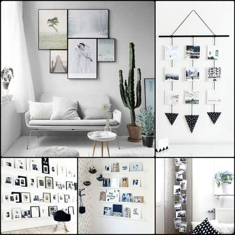 Fotowände Selbst Gestalten by Fotowand Selber Machen Ideen F 252 R Eine Kreative Wandgestaltung