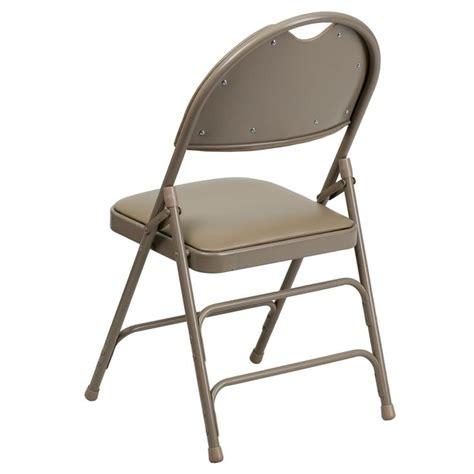 25 best ideas about metal folding chairs on