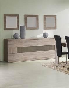miroir carre de salle a manger contemporain lot de 3 With miroir salle a manger pour bahut