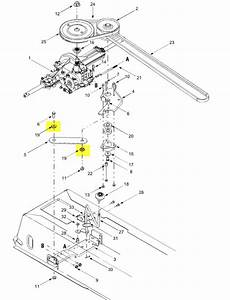 30 Mtd Variable Speed Pulley Diagram