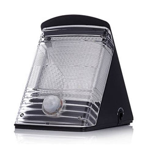 Luxform Solarl Natal by Luxform Natal 40 Lumen Outdoor Security Light Qvcuk