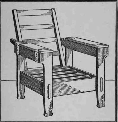 17 best images about morris chair plans on