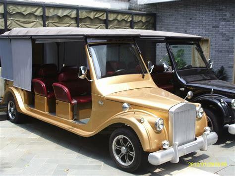 Rolls Royce Golf Cart by Rolls Royce Golf Carts Changchun Friends