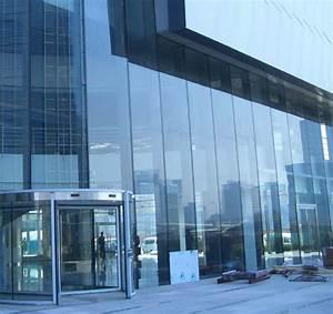 China Building Glass - Termpered Glass Wall - China ...