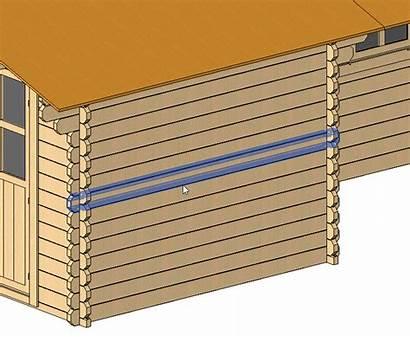 Revit Split Logs Expressive Quickly Distance Vertical