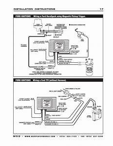 Duraspark 2 Wiring Diagram