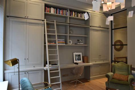 moderne boekenkast hout modern klassieke boekenkast maatwerk design in hout