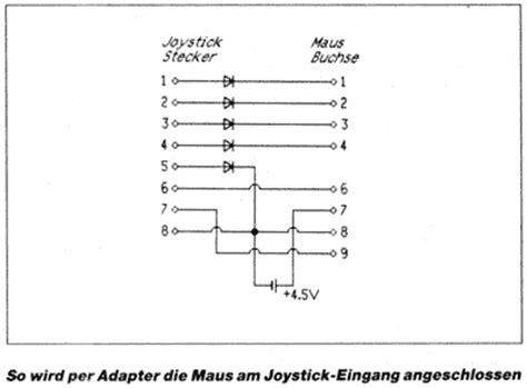 Atari Mouse Adapter Cpcwiki