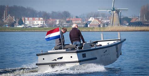 Alu Werkboot by Tenderline Onbezorgd Varen Aluminium Boten